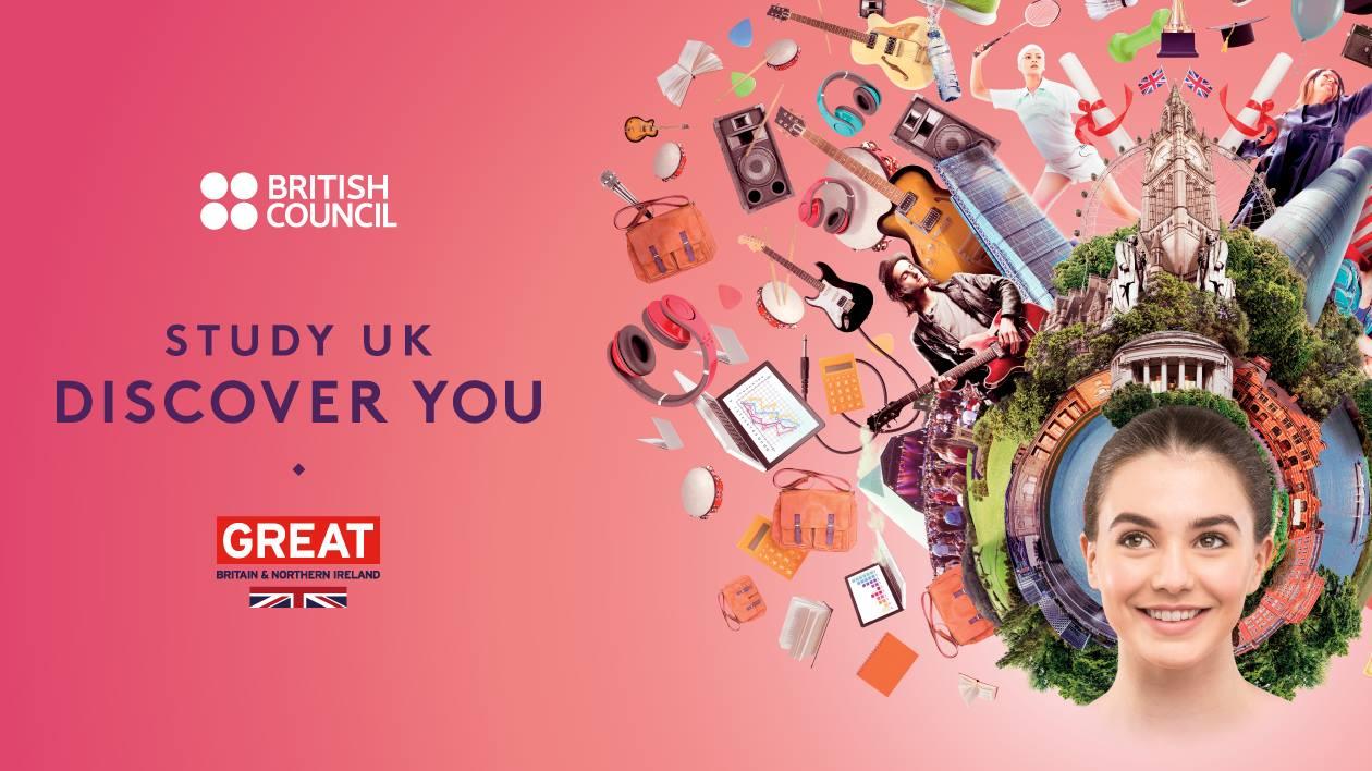 Study UK Exhibition în București 2019
